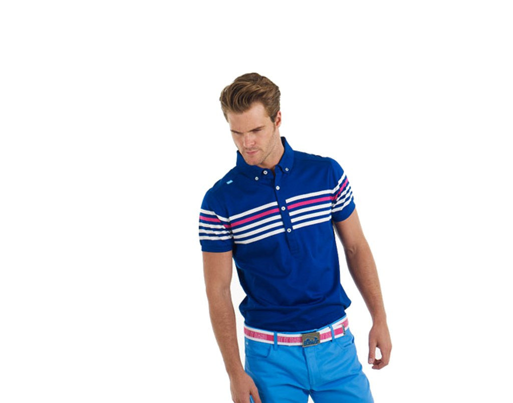 Racing Stripe Playa Polo
