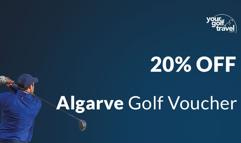 Algarve Golf Holiday Voucher (instant via email)