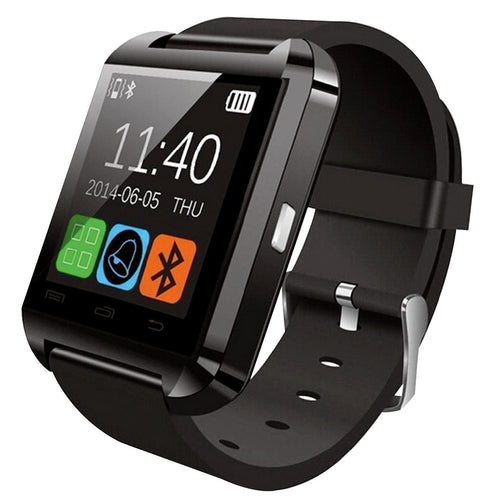 Hype Smart Watch Black