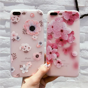 CHERRY BLOSSOM IPHONE CASES