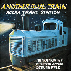 Accra Trane Station: Another Blue Train
