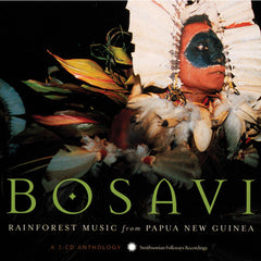 Steven Feld: Bosavi Rainforest Music from Papua New Guinea