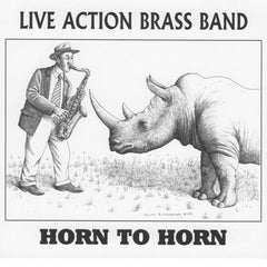 Live Action Brass Band: Horn to Horn