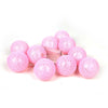 Ball Shape LED Lights - Pink (FL-16)
