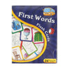 First Word Flash Cards For Kids 24 Cards (FC-11)