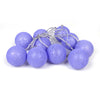 Ball Shape LED Lights - Purple (FL-17)