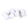 Ball Shape LED Lights - White (FL-15)
