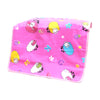 Sheep Baby Changing Sheet - Pink (S-74)
