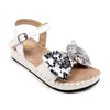 Formal Sandals For Girls - Silver (C-3)
