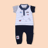 Infant Romper For Boys - Blue (2210)