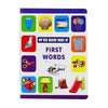 My Big Board First Words Book For Kids - (SB-13)