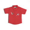 Loony Tunes Casual Shirt For Boys - Red (BTS-040)