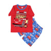 Lightning McQueen 2 PCs Suit For Boys - Red (SB-031)