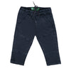Cotton Panel Cord Pant For Boys - Seaport (CP-27)