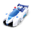 Light Police B/O Car Toy For Kids (740)