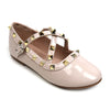 Stylish Pumps For Girls - Beige (2020-10)