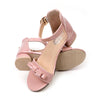 Stylish Heel Sandals For Girls - Pink (B335-3S)