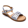 Sandals For Girls - Silver (2301)