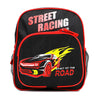 Street Racing Backpack For Kids - Black (BP-15)