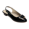 Heels Sandals For Girls - Black (J-11)