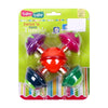Twist'n Turn Tumble Rattle Toys For Baby - Multi (073700)