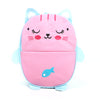 Rabbit Style Backpack For Kids - Blue/Pink (BP-14)