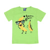 Banana T-Shirt For Boys - Green (BTS-042)
