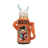 Paul Frank Stainless Steel Water Bottle 600ml - Brown (SH-001)