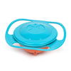 Universal Gyro 360° Bowl - Sea Green/Orange (GB-01)