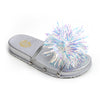 Slippers For Girls - Silver (2020-32)