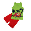 Surfing Team Sando Suit For Boys - Lemonade (BS-15)