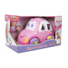 Rhymes & Sorter Car Toy For Kids - Pink (0659)