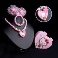 Kitty Jewellery Set For Kids - (22012)