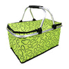 Baby Accessories Double Handle Basket - Green (2371)