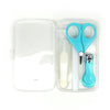 Finest Baby Nail Cair Set - Sea Green (MN-40)
