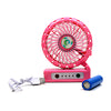 Portable Table Fan For Kids - Pink (E18)