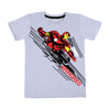 Character T-Shirt For Boys - Smoke (BTS-075)