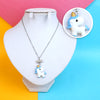 Unicorn Chain Locket For Girls (12537-B)