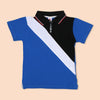 Keep Cool Polo Shirt For Boys - B.Blue (BTS-025)
