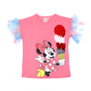 Minnie Mouse T-Shirt For Girls - Pink (CT-089)