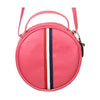 Fancy Round Shape Hand Bag - Pink (002)