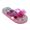 Character Slippers For Girls - Pink (9957)