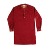Monaco Kurta For Boys - Maroon (BK-023)