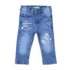 Road Trip Denim Pant For Boys - Ice Blue (DP-036)