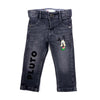 Pluto Denim Pant For Boys - Light Grey (DP-31)