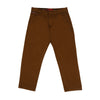 Tape Band Cotton Pant For Boys - Dark Sand (CP-23)