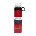 SUS 304 Stainless Steel Water Bottle 500ml- Red (KD-1001)