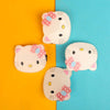 Character Hair Pin For Girls - White (12024-W)