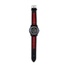 Sports Wrist Watch - Black/Red (WW-26)