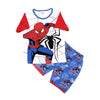 Spiderman 2 PCs Suit For Boys - White (SB-038)